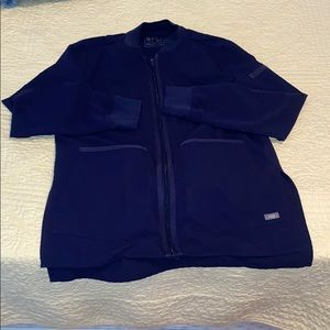 Figs Scrub Jacket